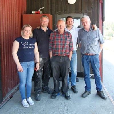 Vemundvik Snekkerfabrikk – En ekte familiebedrift