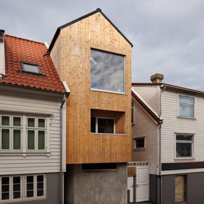 Austigard Arkitekter bygger japansk inspirert arkitektur i Norge