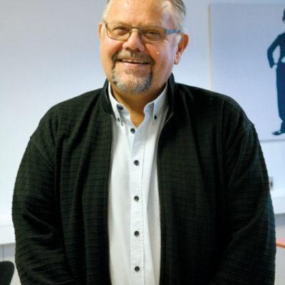 Mr. Eriksen takker for seg