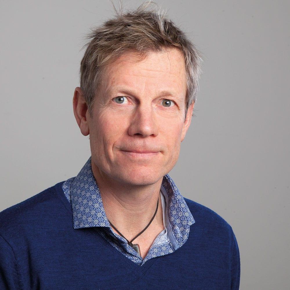 Markedssjef Morten Haugerud i PEFC Norge